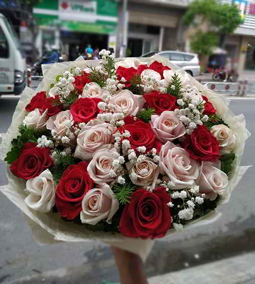 hoa tươi mỹ phước bình dương