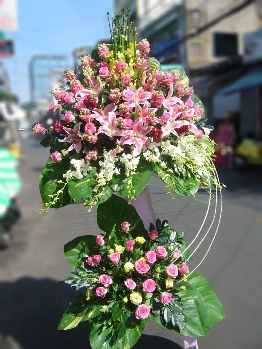 hoa tươi lái thiêu Bình Dương
